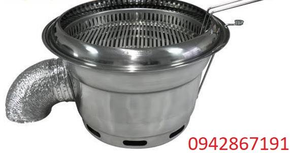 Mua bếp nướng than hoa không khói giá rẻ ở đâu Sài Gòn