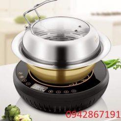 Bếp ( nồi) lẩu hơi gia đình giá rẻ nhất tại Hà Nội