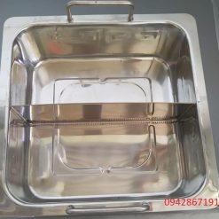 Nồi lẩu inox 2 ngăn chất lượng cao tại hà nội
