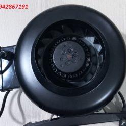 Giá bán quạt thông gió nối ống tại Hà Nội