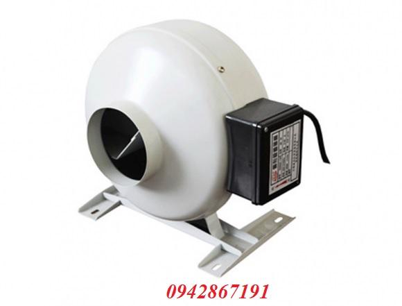 Quạt nối ống hút khói khí mùi hiệu quả giá rẻ tại Hà Nội
