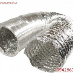 Mua ống gió mềm ống bạc mềm giá rẻ nhất ở đâu tại Hà Nội